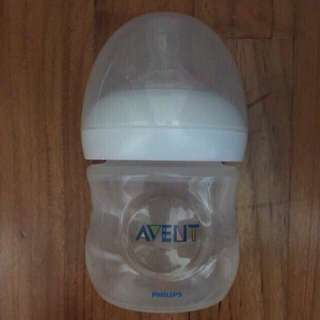 PHILIPS AVENT MILK BOTTLE 125ML