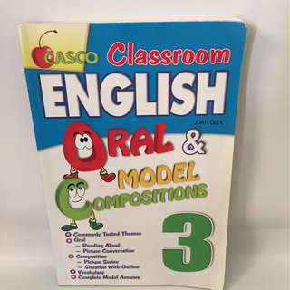 English Oral & Model Compositions P3
