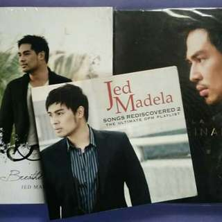 3 for 450***THE JED MADELA COLLECTION
