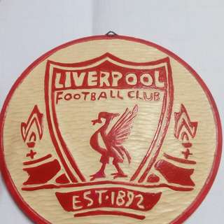 Liverpool wood decor