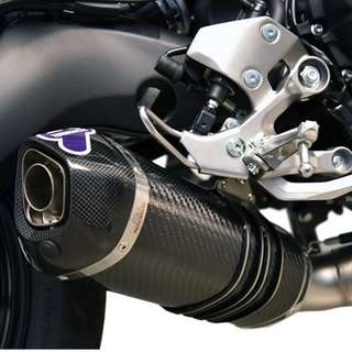 Termignoni Exhaust for Yamaha XSR900 (2016-2018) and MT-09 (2014-2018).