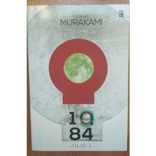 1Q84 (jilid 1) by Haruki Murakami