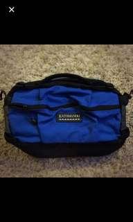 Authentic Kathmandu Waist Pouch / Sling Bag