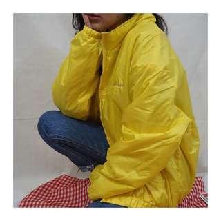 (Thrift jacket) print yellow star