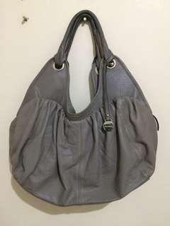 Rabeanco Leather Bag (gray)