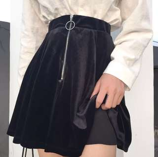 [PO] Uzzlang Ring Umbrella Skirt