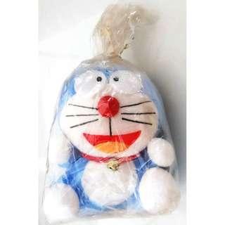 Doraemon Cat Small Plush Stuffed Doll with Bell