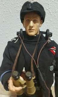1:6WW2 German Tank Commander