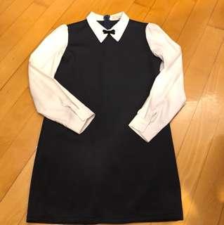 斯文裙 dress
