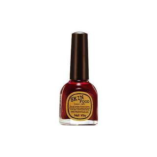 Skin food nail vita dark red