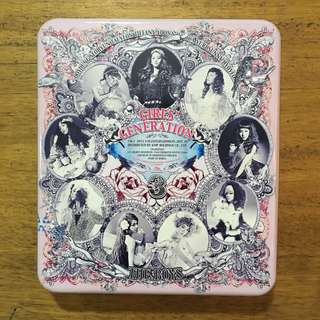 SNSD - The Boys album