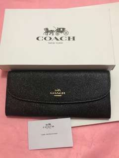 Original coach women men sling bag wallet