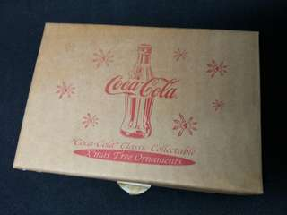 可樂產品 Coa-cola classic collectable
