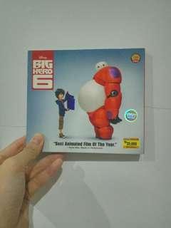 VCD Big Hero 6 Original