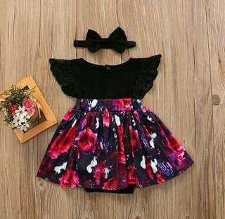 Baby Black Dress