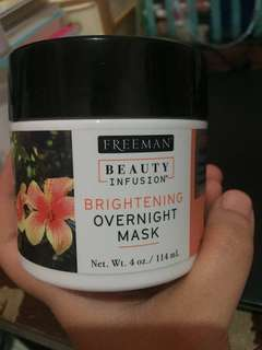 Freeman Beauty Infusion Overnight Mask