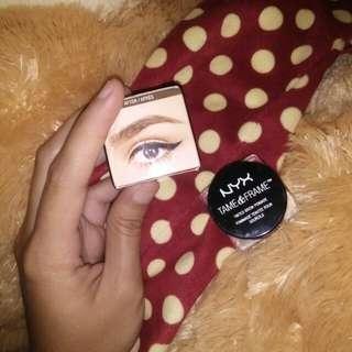 Nyx tame&frame eyebrow tinted brow pomade