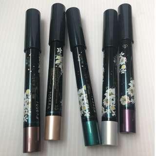 Cle de Peau Beauté Eye Color Pencils in 11, 12, 13, 14, 15