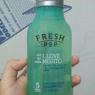 FRESH POP I LOVE MOJITO SHAMPOO