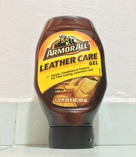Armor All Leather Care 532ml