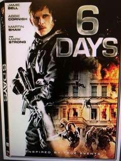 6 Days - DVD