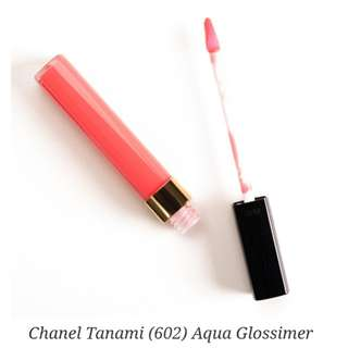 Chanel LS Gloss Aqua