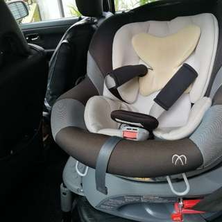 Car Seat preloved ailebebe 360