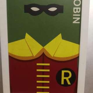 Wall Decor : Robin (DC)