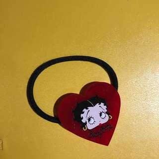Betty Boop橡根 日本購入