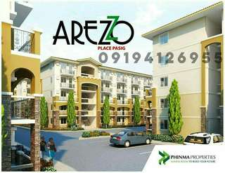 Rent to Own Condo in Pasig 67K DP to move in 5K to Reserve