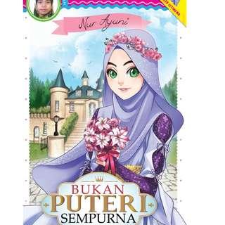 Preloved: Bukan Puteri Sempurna