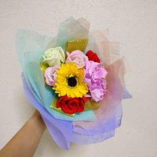 Scented Flower Bouquet