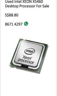 Used Intel Desktop Professor