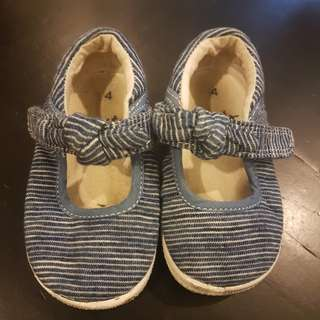 NEXT brand Baby Girl shoes.  Size 4UK.
