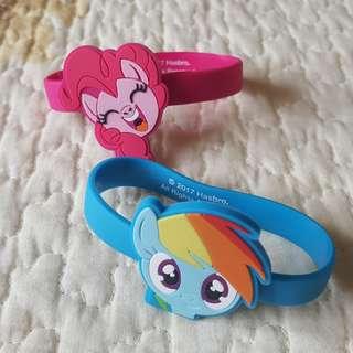 Pony best friend bracelet