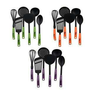 Na oxone kitchen tool spatula set