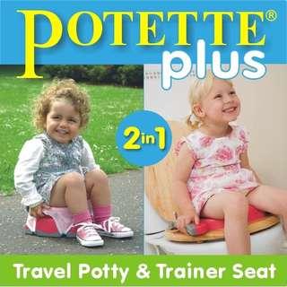 Potette Plus - Home & Travel Potty