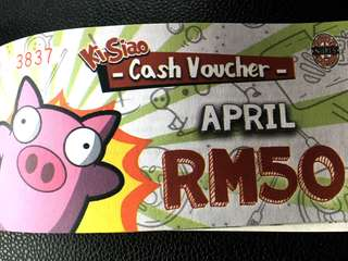 Naughty Nuri Voucher