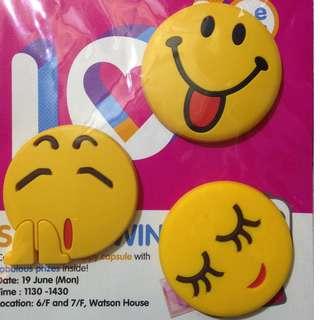 全新 可愛 emoji 磁石貼