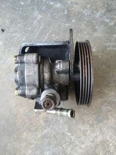 Evo 3 steering pump