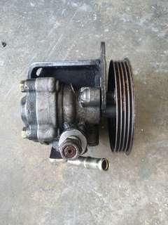 Evo 3 steering pump