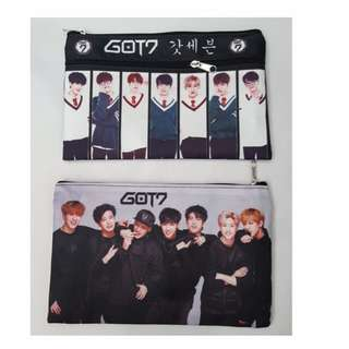 (Pre-order) Got7 Pencil Case