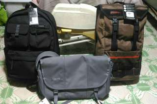 💯✔ Authentic Timbuk2 Messenger and Backpack Bag