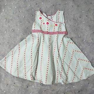 Blueber Boul evard strawberry Dress 4T
