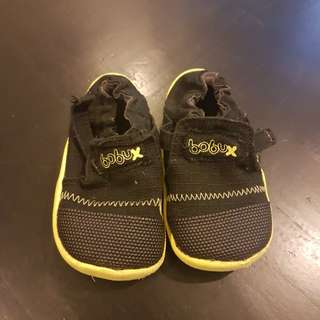 Bobux Baby shoes. Size 19.