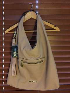 BRAND NEW Original Steve Madden Baby Pink Shoulder Bag