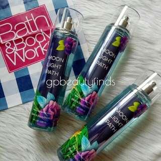 Bath & Body Works Moonlight Path Fragrance Mist