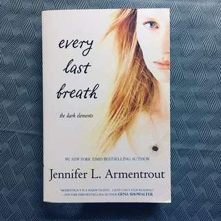 Jennifer Armentrout - Every Last Breath (the dark elements)