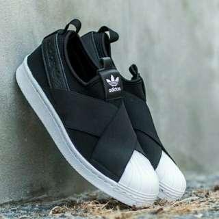 <MARKDOWN>Inspired Adidas Superstar Slip On