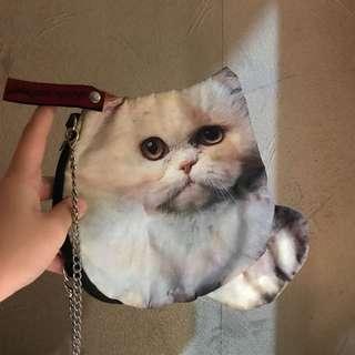 收納袋 貓袋 雜誌送 muchacha